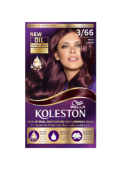 Permanent Hair Color Cream Violet 366