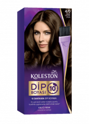 Root Touch Up 10 Permanent Color Cream 40 Medium Brown