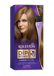 Root Touch Up 10 Permanent Color Cream 73 Hazelnut Golden Blonde