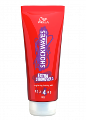 Extra Strong Hold Gel 200 ml